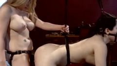 Aiden Starr doet fetisj
