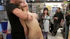 Slet keihard anaal gepakt