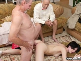 Old grannies young panties hot men bang