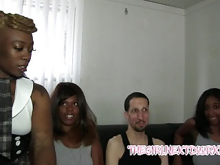 Diamond makes them TAP - Carmen and Brandi Sweets in 3 way