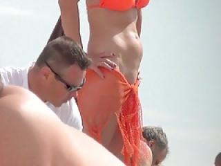 Nudist 2 beach agde baie des cochons incredible