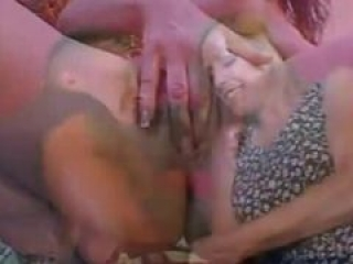 Horny big tit blonde milf nails a stud
