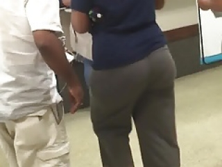 Thick Eritrean Ass!