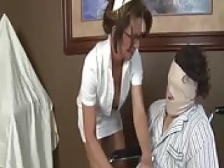 Mature Nurse Hand special